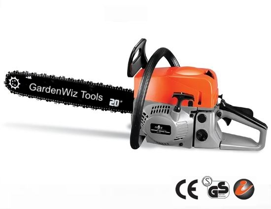 The GardenWiz Tools CS-5201 Chain Saw is a value-for-money power tool that gets the job done!